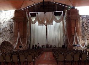 Salón principal del Cila 2013 Guatemala